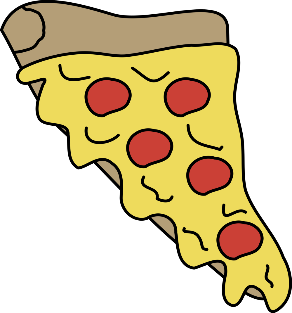 Smoking Hot Stuffed Crust Pizza -