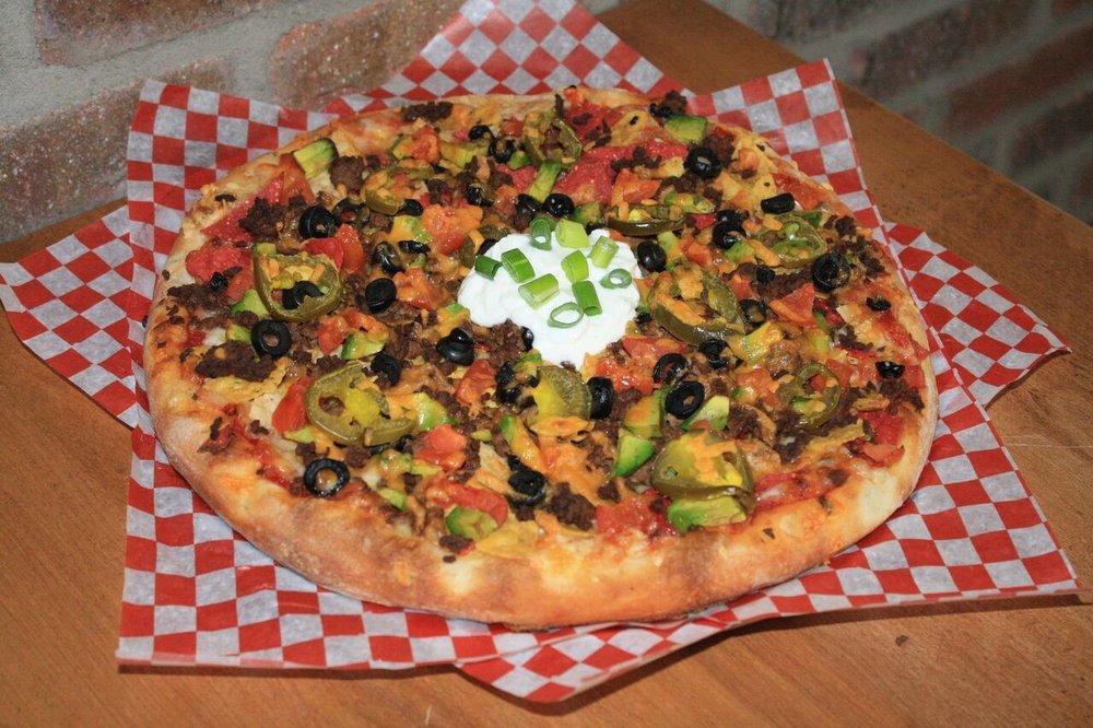 The Nacho Pizza -
