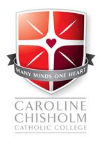 CAROLINE CHISHOLM CATHOLIC COLLEGE BRAYBROOK - BROADCAST TIMESMONDAY OCTOBER 29 TIME: 7.00 AMWEDNESDAY OCTOBER 31 TIME: 1.00 PMTHURSDAY NOVEMBER 1 TIME: 3.00 PM