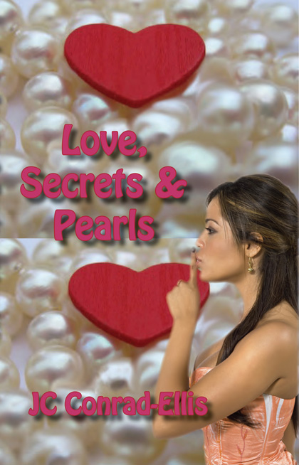 Love, Secrets & Pearls - In the final book in the Black Diamond Series, the girls have blossomed into young women and continue their life journey linked arm in arm. While adding more souls to their friendship circle, the ladies embrace the reality that love is uniquely defined, secrets have healing qualities and healthy friendship should be treasured like a sentimental string of pearls.  Through it all, forever friendship clues are revealed that readers will want to replicate in their own lives as the girls reaffirm that a strong friendship circle of support is still as important as a good bra and as comforting as a warm quilt.