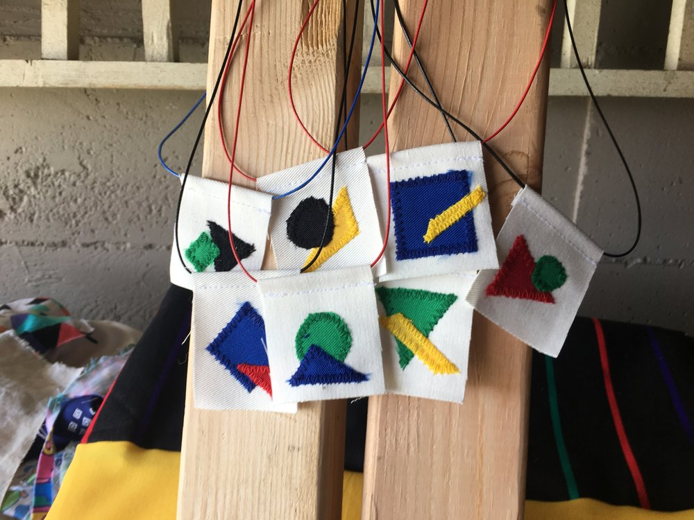 Freak Flag Necklace