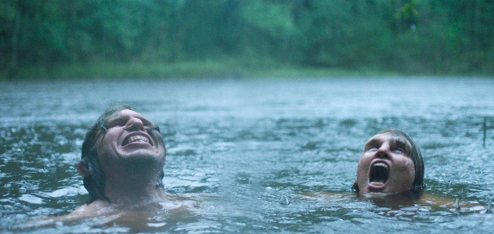 "Tina (Eva Melander, right) finds a lot in common with the mysterious Vore (Eero Milonoff), i the Swedish supernatural drama ""Border."" (Photo courtesy Neon Films)"