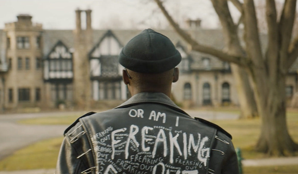 """Ashton Sanders plays Bigger Thomas, in director Rashid Johnson's adaptation of Richard Wright's classic novel """"Native Son,"""" an official selection in the U.S. Dramatic Competition of the 2019 Sundance Film Festival. (Photo courtesy Sundance Institute)"""