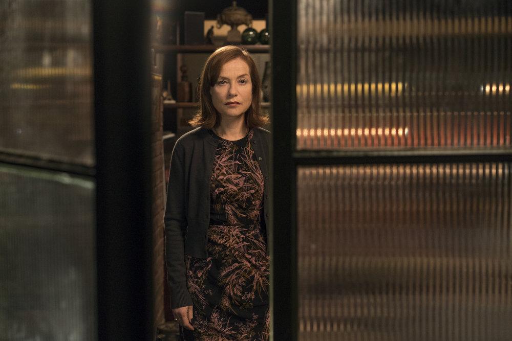 "Isabelle Huppert stars in Neil Jordan's horror-thriller ""Greta."" (Photo by Jonathan Hession, courtesy Focus Features)"