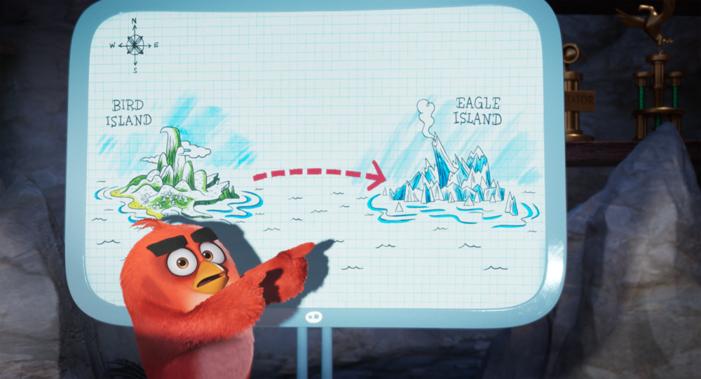 The Angry Birds Movie 2 And Hair Love The Movie Cricket