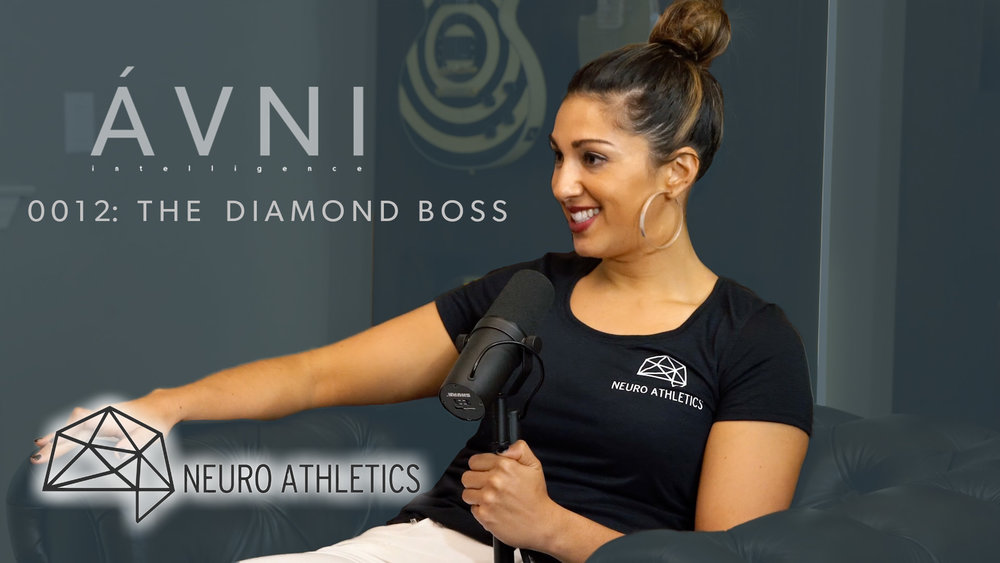 0012: THE DIAMOND BOSS  Luisa Nicola is the founder of Neuro Athletics, which focusses on performance of the brain using brain scans and brain body training. A former world class tri-athlete, Luisa was struck by a truck on her way to Bejing and told she would never run again. Using what should could control, her mind/brain, she fully recovered as a triathlete and now helps other athletes overcome obstacles.
