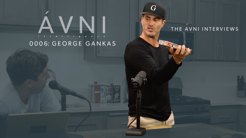 0006: GEORGE GANKAS GOLF  George is disrupting the golf world and making a killing online. Checkout his episode for amazing insights on how he's done it.