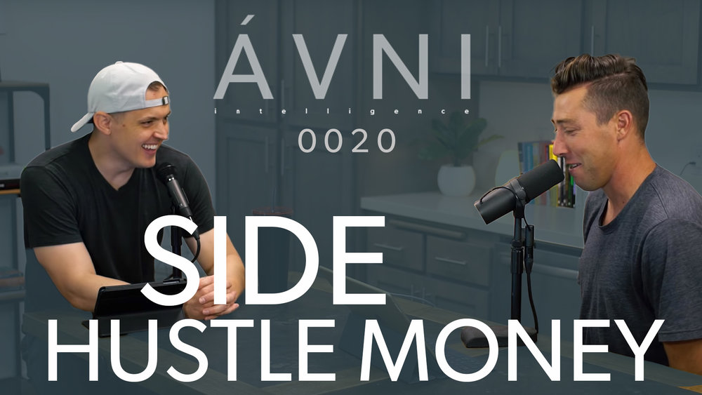 0020: SIDE HUSTLE MONEY  This week we introduce our Social Marketing Agency and go over how to transition from where you were vs where you want to be starting with a side hustle.