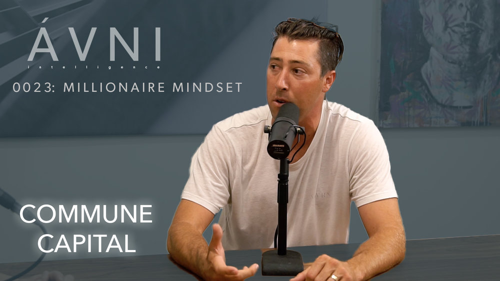 0023: MILLIONAIRE MINDSET w Mikey Taylor  In this episode of The AVNI Interviews, Mikey Taylor is interviewed by Eric Bork about Mikey's practical beliefs about money that led him to be a millionaire.