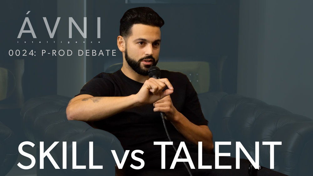 0024: PAUL RODRIGUEZ ON SKILL VS TALENT  Paul Rodriguez gives his thoughts on Skill vs Talent in this conversation, turned debate with Mikey Taylor, Louisa Nicola and Eric Bork.