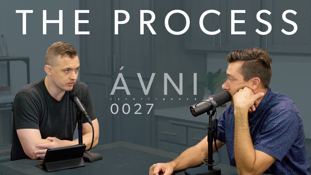 AVNI 0027 Get What You Want Mental Process with Mikey Taylor & Eric Bork  Mental processes are powerful. In this episode we go over the process of figuring out what your next step is and breaking down the steps to get there.