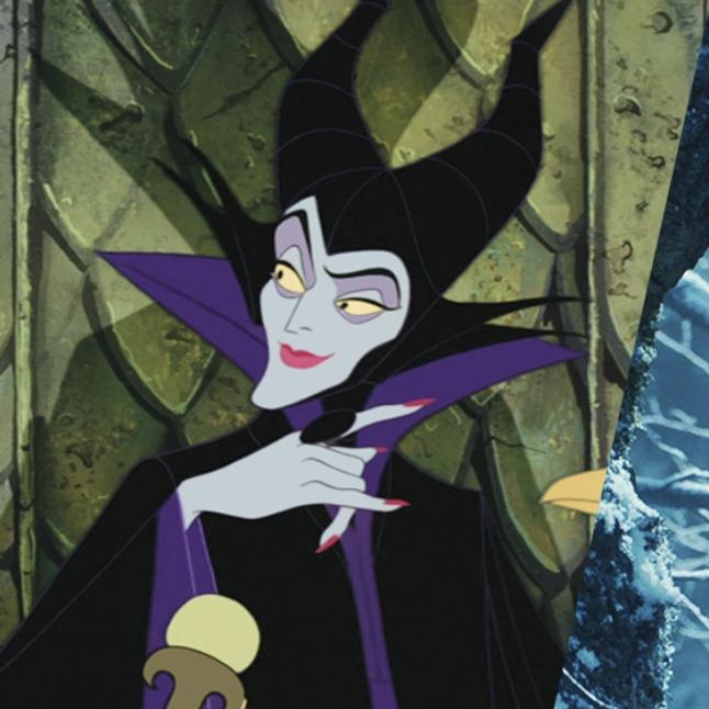 Maleficent from Disney's Sleeping Beauty.