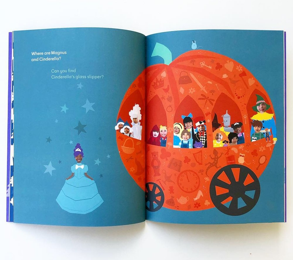 """HeyWow! hopes to crack the children's book market with new personalisation software."""