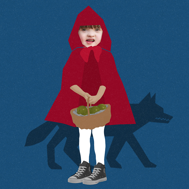 HeyWow-personalized-kids-book-red-riding-hood-fairytale-diversity