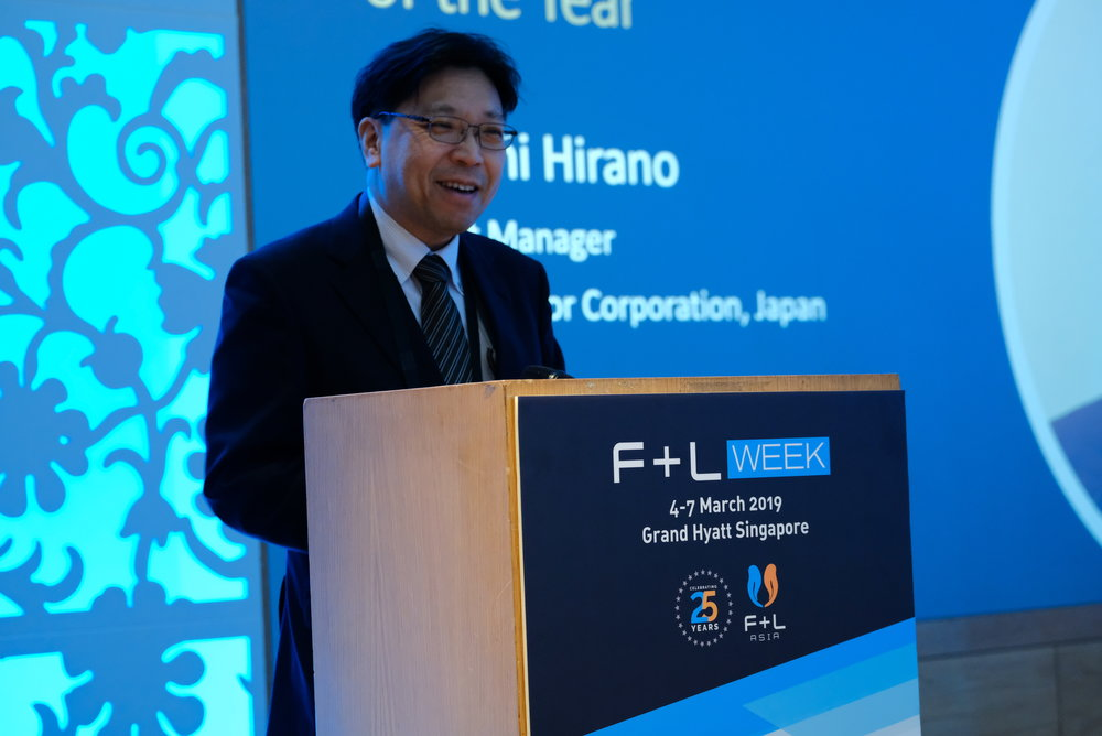 Satoshi Hirano, Toyota Motor Corporation