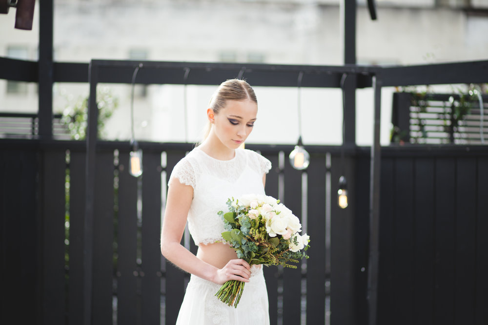 Chancery chambers Rooftop styled shoot - Images by Sweet Event Photography, Styled by Weddings by Paris