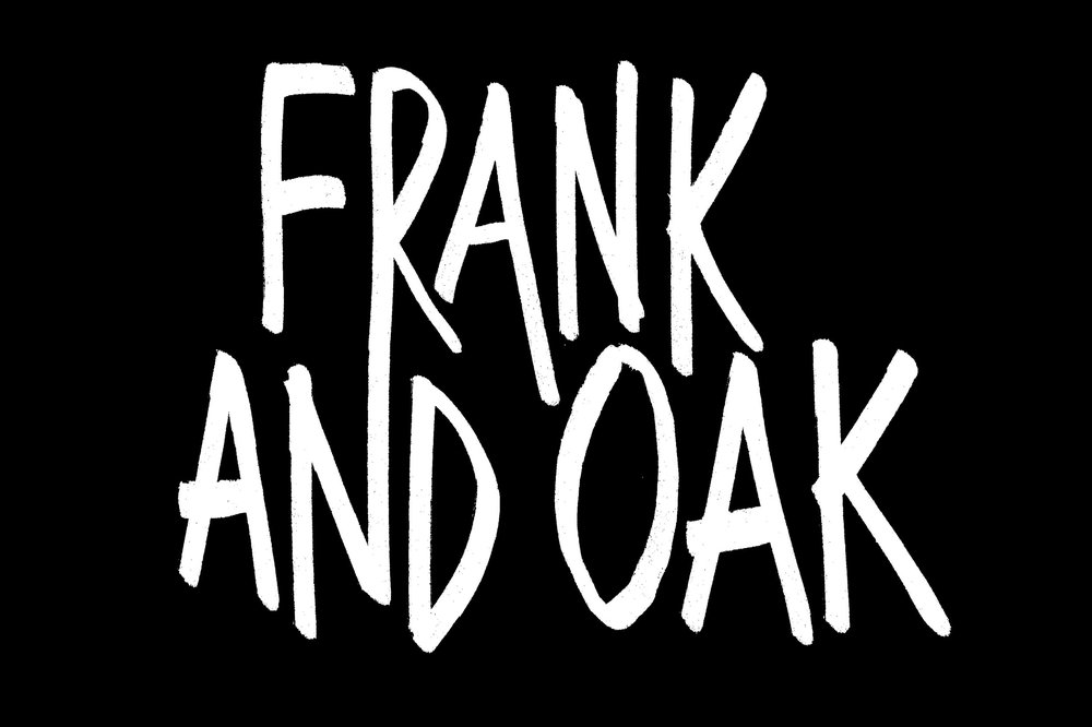 Frank and Oak - Illustrations for t-shirts