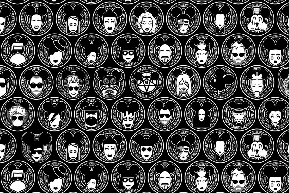 Madmaus - Illustrated t-shirt series