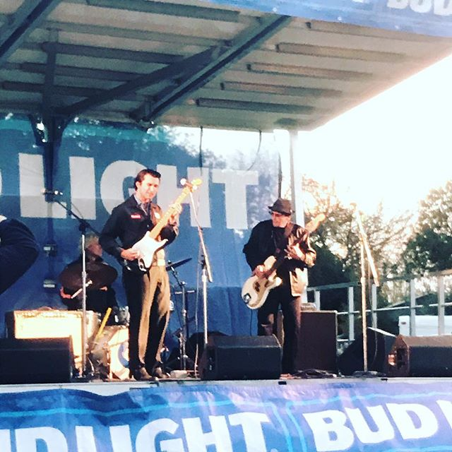 Thanks to all who came out this weekend! Blues, Bandits, & BBQ was a smokin' hot blast!