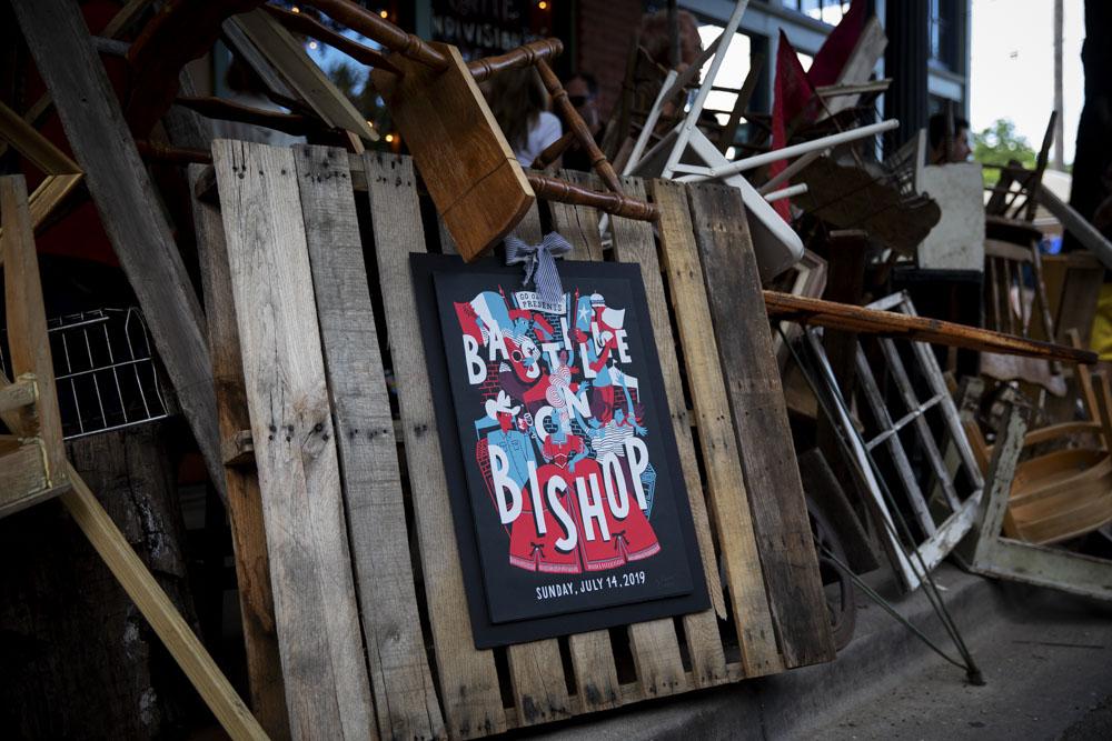 BASTILLE ON BISHOP