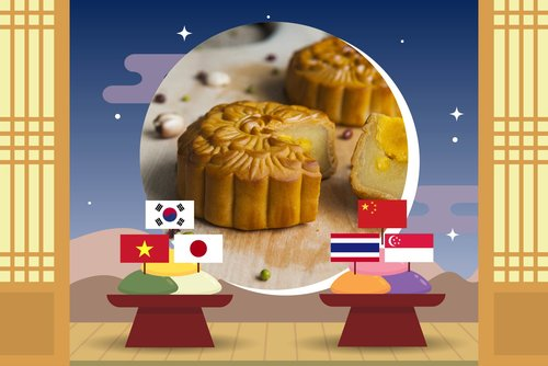 Full moon is coming! Mid-Autumn Festival Foods to eat in