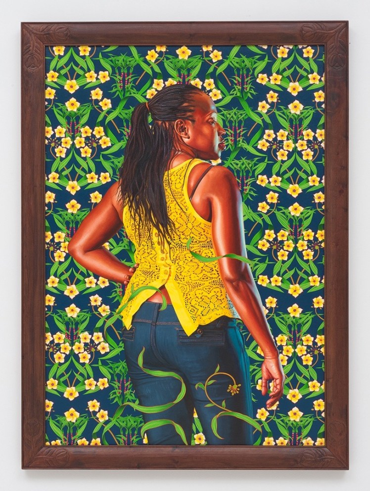 Kehinde Wiley, World Stage Haiti, 2014