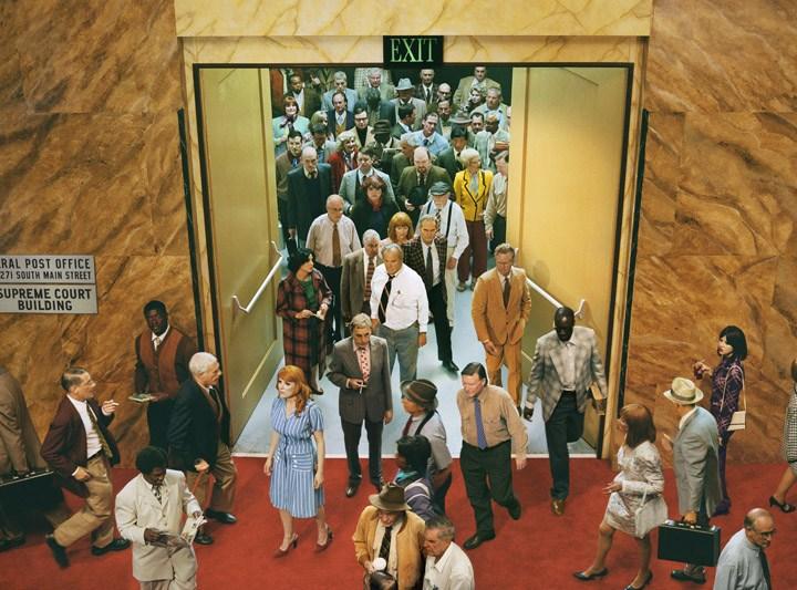 Alex Prager, Crowd #8 (City Hall)