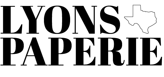 Lyons Paperie