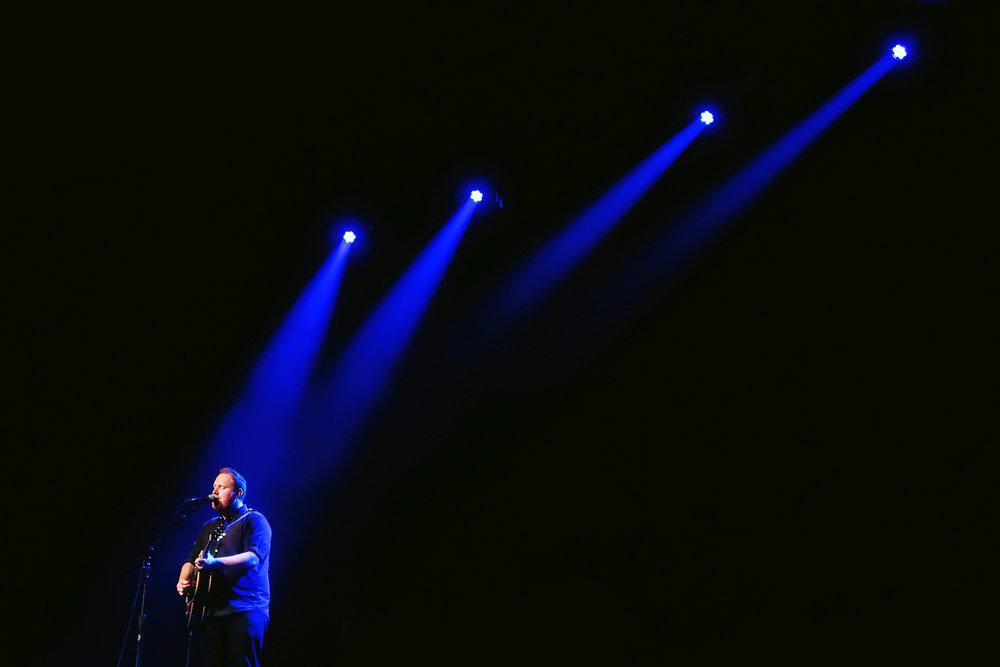 Gavin James Nashville, TN Ryman Auditorium