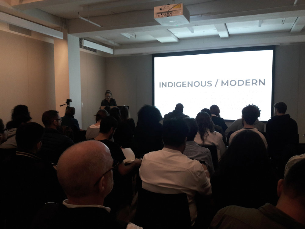 Indigenous Modern Public Event at Parsons November 2018.jpg