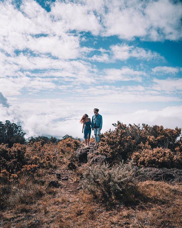 High above the clouds with you. 💙 So excited for the next month of nonstop travel, and so thankful to be able to spend it with this beautiful amazing weird lover lady of mine. Stay tuned for some cool upcoming adventures. ✌🏽🌞 📸 @gregsteinsiek