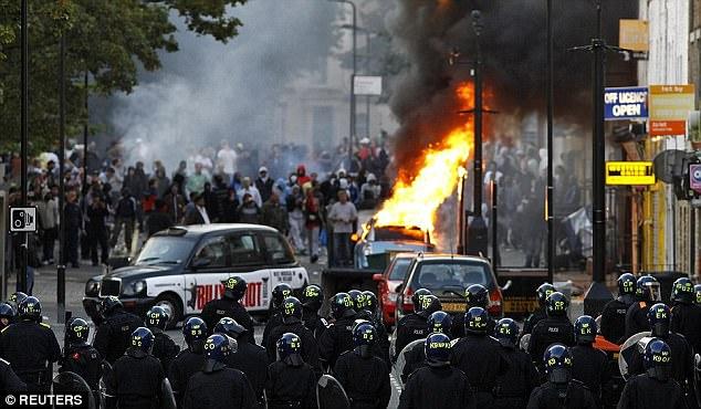 2011 riots