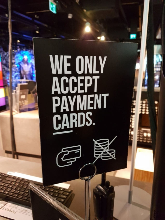 Credit Card Payments Only