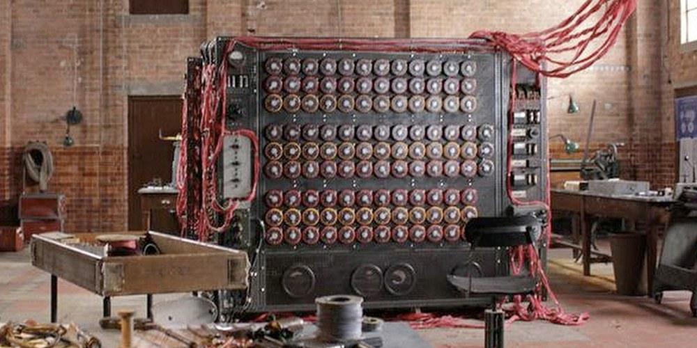 Code-Breaking Computer