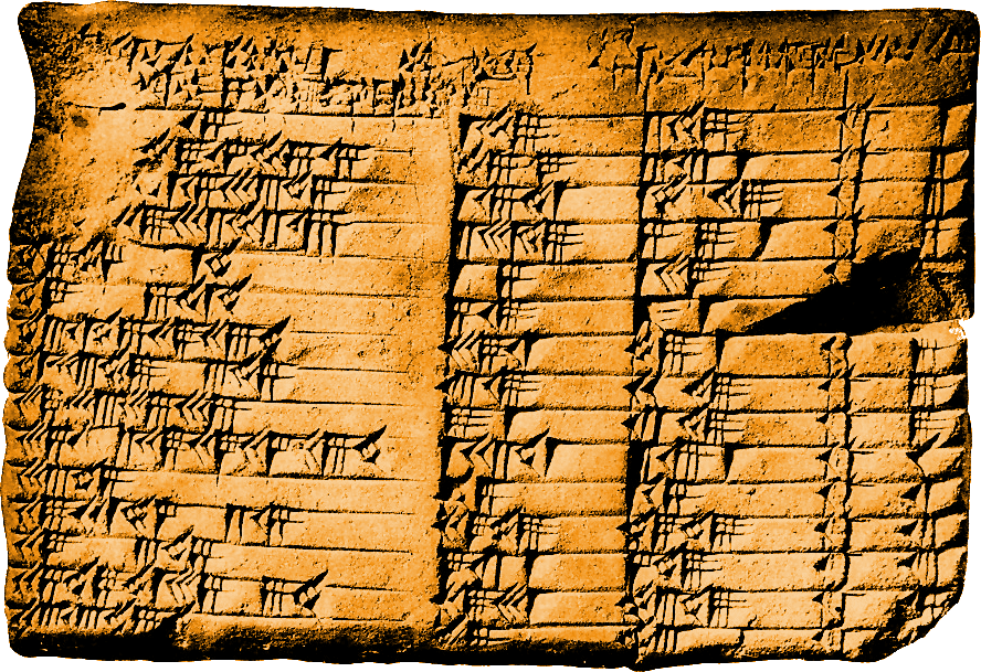 ANCIENT LEDGER