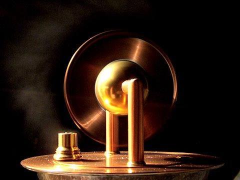 A steam reaction turbine