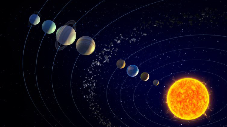 Ruling Planets of the Zodiac Signs