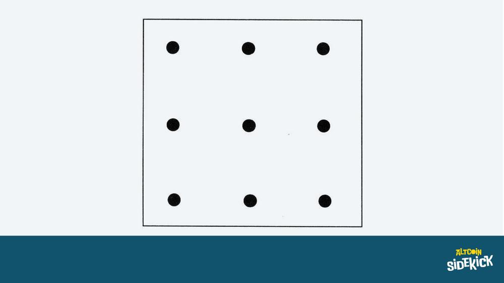 The Nine Dot Problem