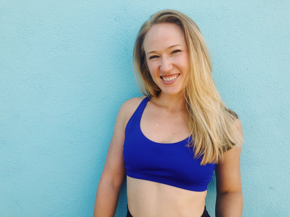 Jeri-Faye Cohen - I returned to Los Angeles after college on a dance scholarship to Edge Performing Arts Center in Hollywood. I spent my 20 years training and working first as a professional dancer and now as a dance and fitness instructor. I had my Yogi