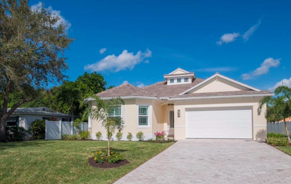 Villa Kristinin Florida -