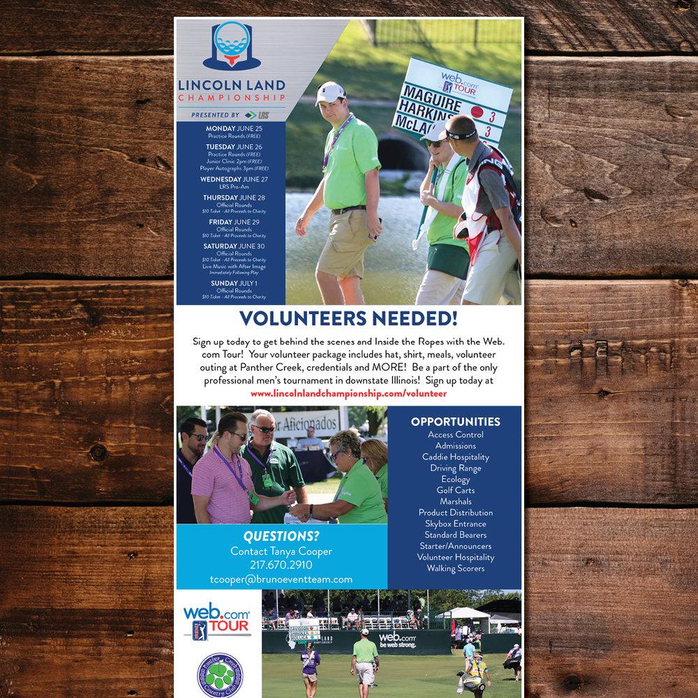 State Journal Register Volunteers Ad
