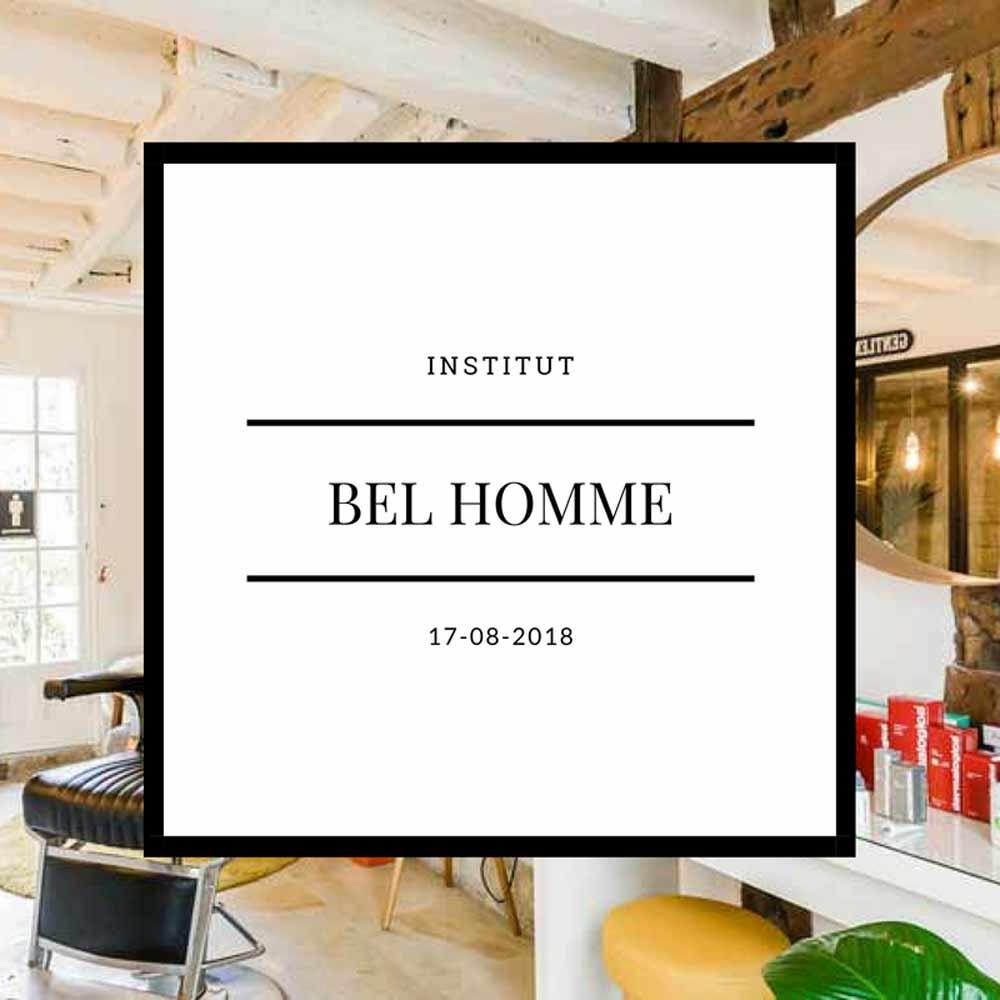 BEL HOMME - 17 août 2018+ INFO