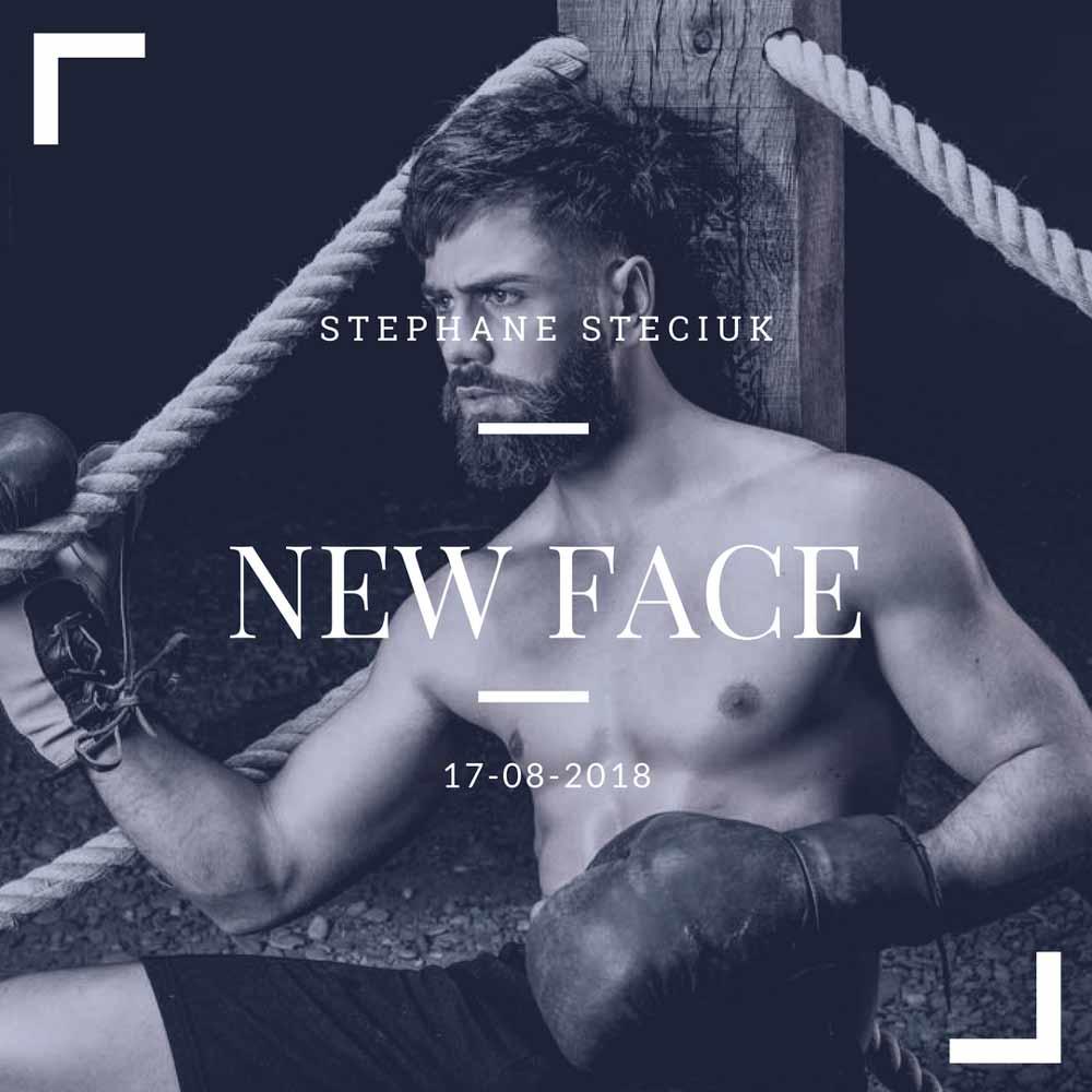 New Face - STEPHANE STECIUK