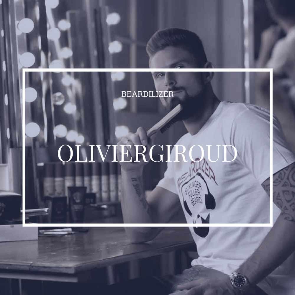 BEARDILIZER ET OLIVIER GIROUD - 16 août 2018+ Info