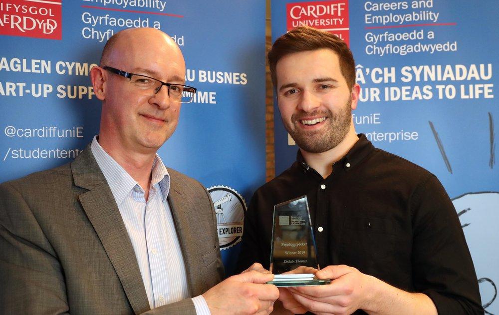 Cardiff Uni Startup Awards