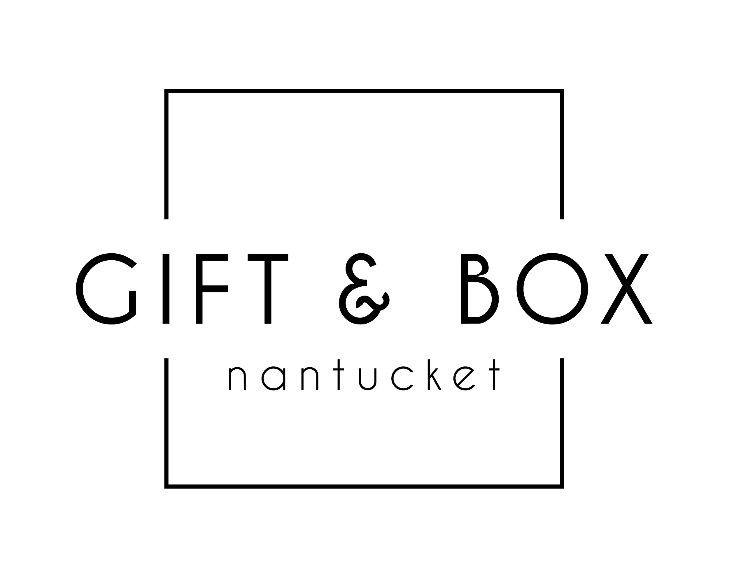Gift and Box Nantucket