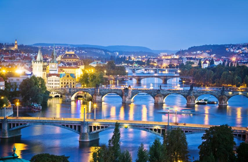 Prague, Czech Republic —  Source