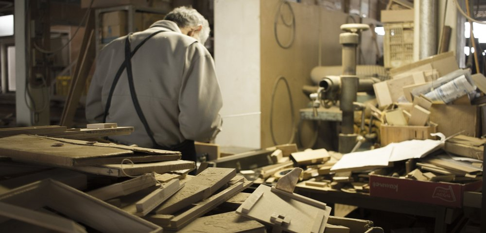 Atelier Takumi _ Craft handmade tradition woodwork manufacture Japan