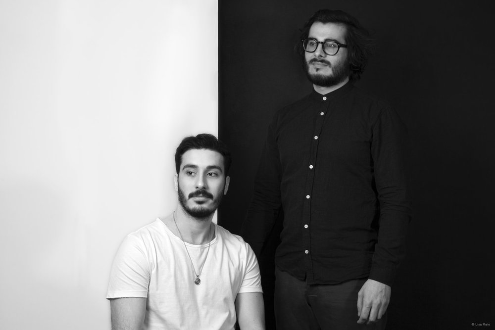 VoisinGuillemin Design Studio - VoisinGuillemin is a young design studio rewarded serval times for their vision. Their attention to detail, and their will to work with quality materials through a sober design is felt in each of their design.Studio's story