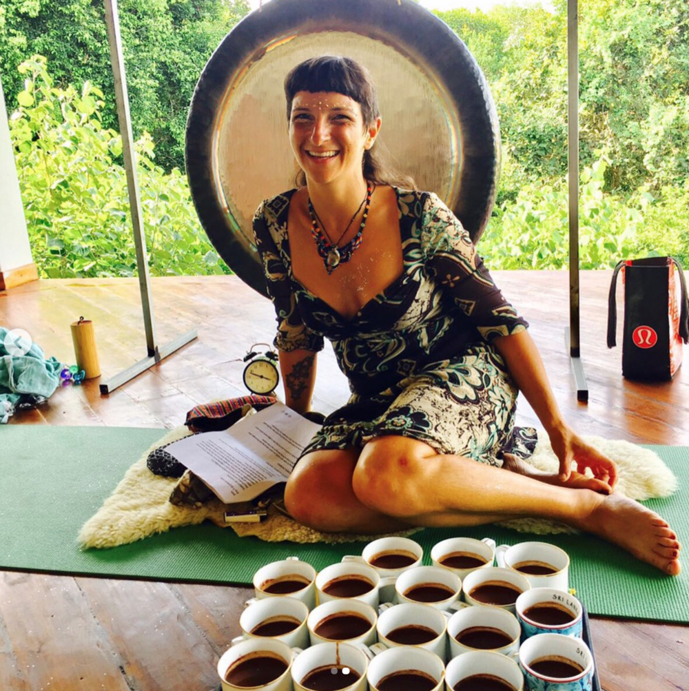 MY JOURNEY WITH CACAO -